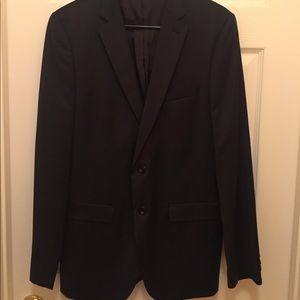 Zara man Dark blue formal suit!